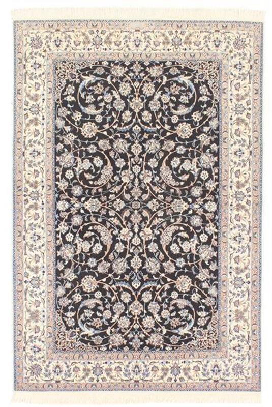 Persian Carpet, with floral decoration